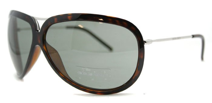 Giorgio Armani GA 623 VXV Brown Unisex Sunglasses