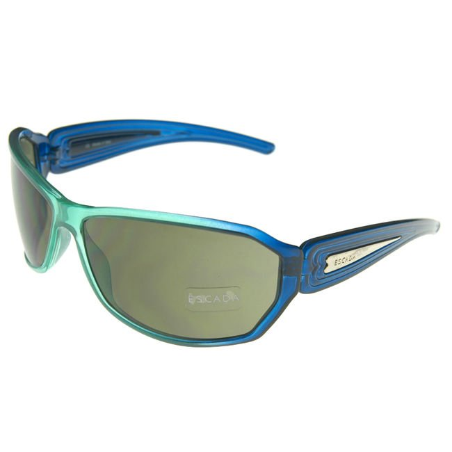 ESCADA SES 039 06TS Blue Green Womens Sunglasses