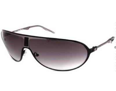 Diesel Rose/S 0KED Unisex Black Sunglasses