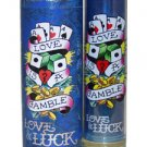 Ed Hardy Love & Luck 3.4 oz EDT Spray Men NEW