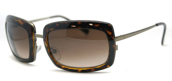 Giorgio Armani GA 561 NHO Brown Womens Sunglasses