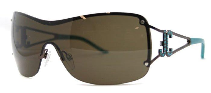 Roberto Cavalli JC 152S 548 Green Womens Sunglasses