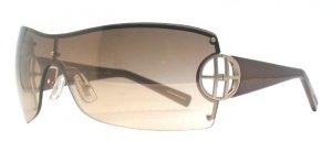Hugo Boss 0164/U/S TGN Gold Brown Womens Sunglasses