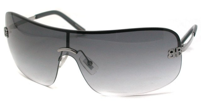 Hugo Boss 0017/S 06LB Silver Unisex Sunglasses