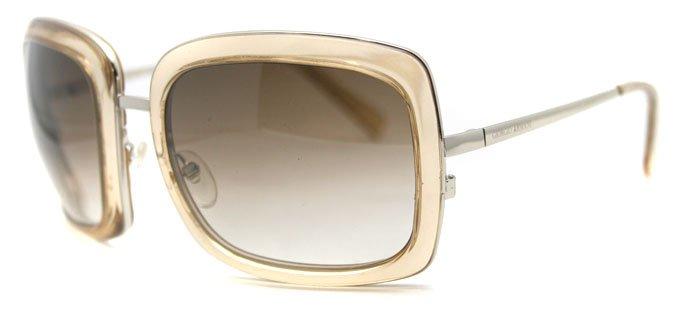 Giorgio Armani GA 553 QLG Gold Womens Sunglasses