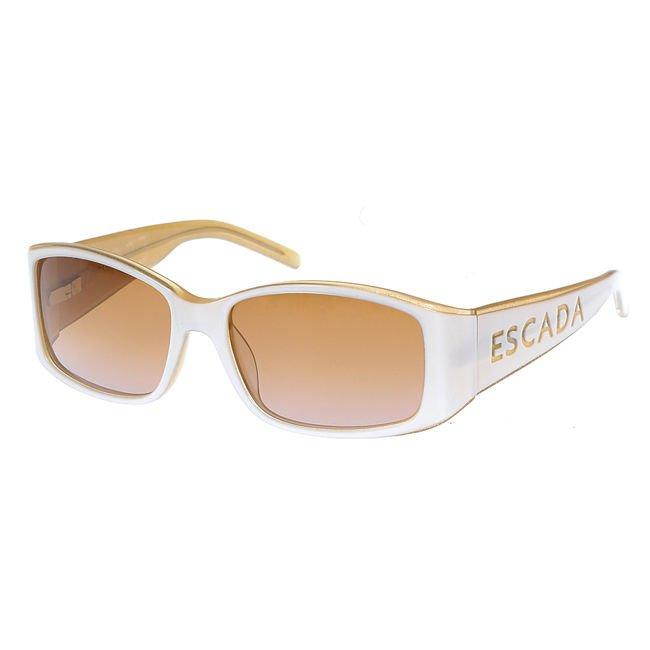 ESCADA SES 064 09CQ Pearl Brown Womens Sunglasses