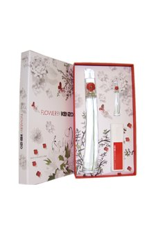 Flower Kenzo 3 pc Women Gift Set
