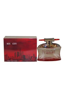 Sex in the City Passion  3.4 oz EDP Spray Women