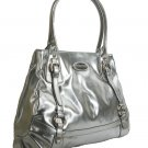 Gianfranco Ferre 67 TXFBKB 80584 Silver Handbag Purse