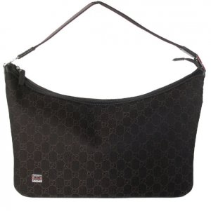 Gucci Medium Hobo Brown Handbag Purse