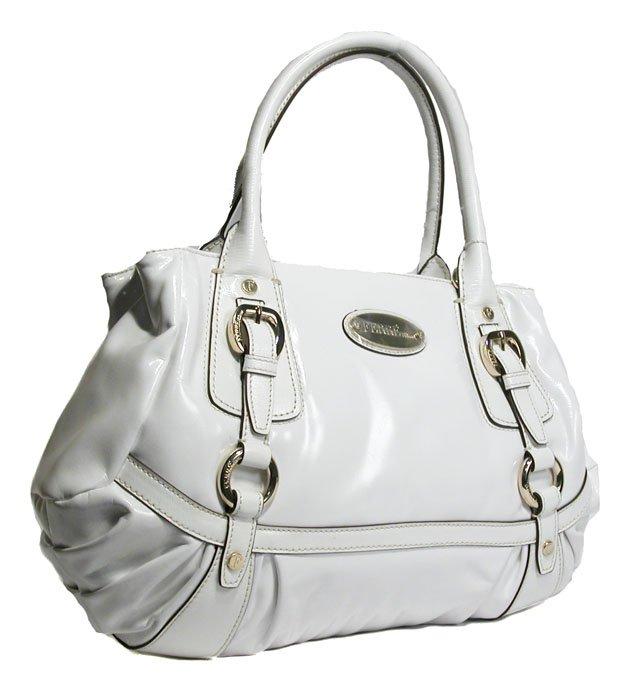 Gianfranco Ferre 67 TXDBKE 80584 White Handbag