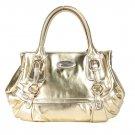Gianfranco Ferre 67 TXDBKE 80584 Gold Handbag Purse