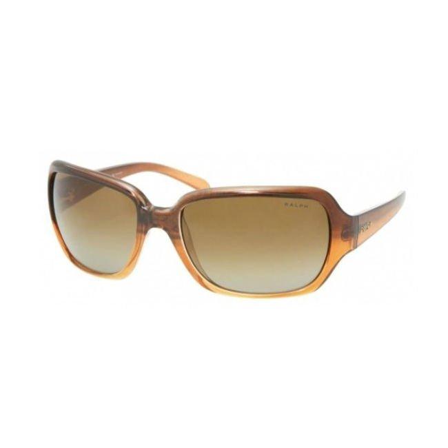 Ralph Lauren RA 5090 750/13 Women Brown Sunglasses