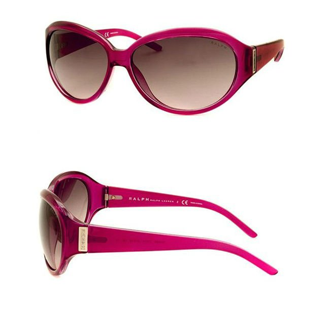 Ralph Lauren RA 5058 710/14 Women Red Sunglasses