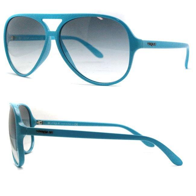 Vogue VO2578S 171319 IN Blue Unisex Sunglasses