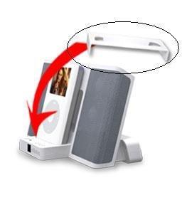 Altec Lansing inMotion iM3 iPod Video Adapter