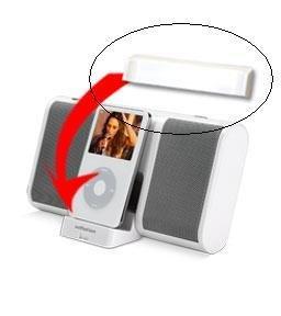 Altec Lansing inMotion iM11 iPod Video Adapter