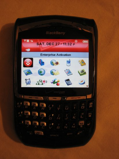 Excellent Condition BlackBerry 8703e Verizon CDMA Network