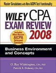 Wiley Cpa Exam Review 2008 Business Environment and Concepts (Paperback, 2007)