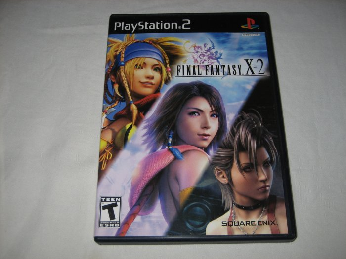 Final Fantasy X-2: Square Electronics Arts (Playstation 2, 2003)