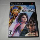 Final Fantasy X-2: Square Electronics Arts (Playstation 2, 2003)