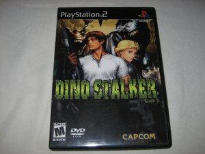 Dino Stalker: Capcom (Playstation 2, 2002)