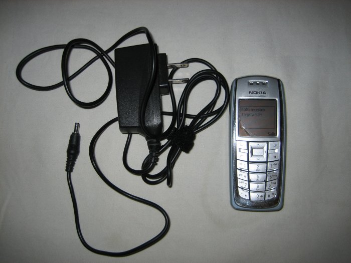 Excellent Unlocked World Phone Nokia 3120b GSM Network on any network Tri Band Backup Phone