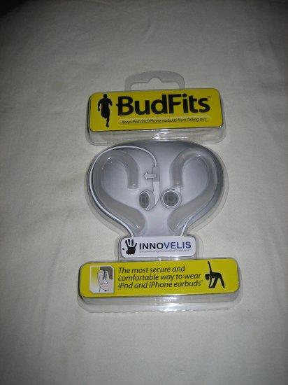 Brand New iPhone and iPod Budfits Frost Clear