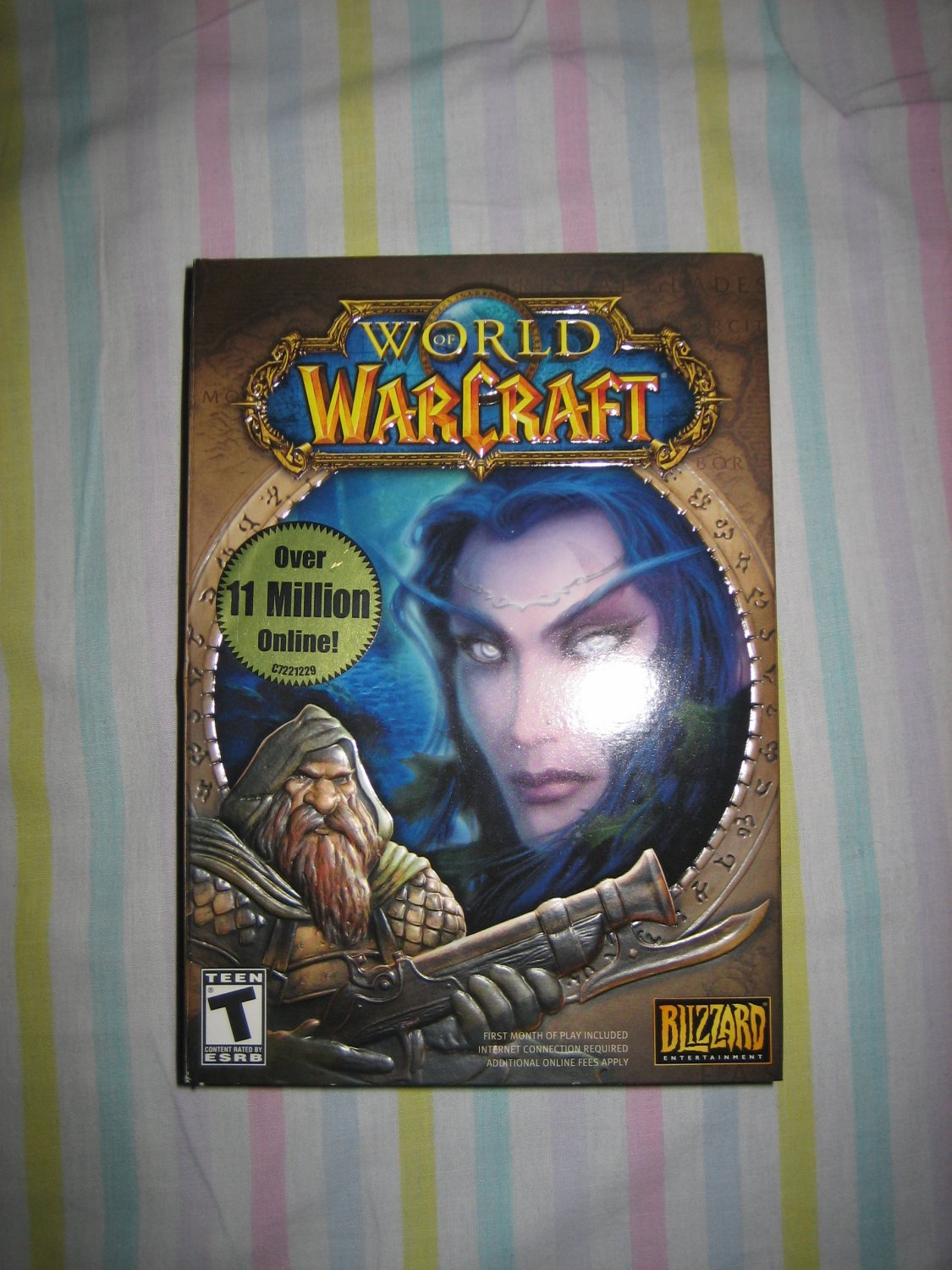 Buy Blizzard Games - World of Warcraft by Blizzard Entertainment WOW
