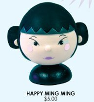 Happy Lil Ming Ming Japanese Toy BRAND NEW! $5