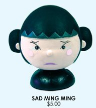 Sad Ming Ming Japanese Toy BRAND NEW $5