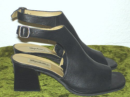 Seychelles Genuine Leather Ankle Strap Sandals Shoes 7.5M 7.5 $20