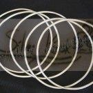 B09plain bracelet 5 pieces