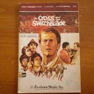 THE CROSS AND THE SWITCHBLADE SONGBOOK YOUTH CHOIRS RALPH CARMICHAEL 1970 LEXICON MUSIC