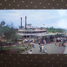 VINTAGE 1950's DISNEYLAND POSTCARD P12292 PC Mark Twain