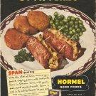 1944 Vintage Ad - Hormel Spam Birds