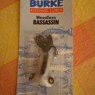 BURKE FISHING LURE WEEDLESS BASSASSIN 2007-W FLEX PLUG