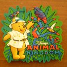 DISNEY'S ANIMAL KINGDOM magnet Winnie the Pooh