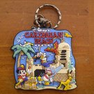 DISNEY CARIBBEAN BEACH RESORT KEY CHAIN keychain