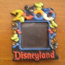 DISNEYLAND 2000 PHOTO FRAME MAGNET PICTURE DISNEY