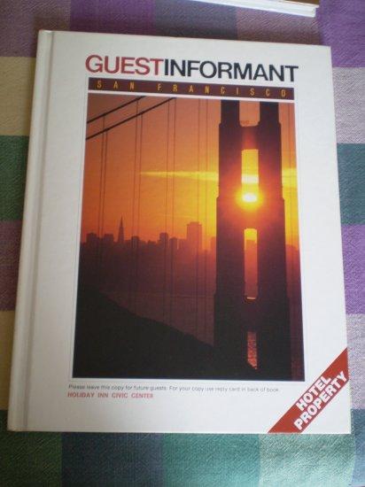Guest Informant San Francisco 1986-1987 HB Guestinformant SF