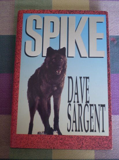 Spike Dave Sargent 1991 Signed HB with DJ Wilshire