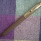 Parker 51 Vintage Fountain Pen Tan 12K Gold Filled