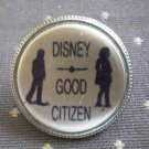 Vintage Disney Good Citizen Pin Disneyland