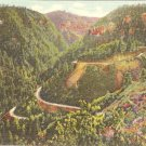In Oak Creek Canyon, Arizona postcard  vintage