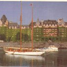 Victoria B.C., Canada C.P.R. Empress Hotel postcard