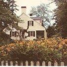 Wayside Cottage, Scarsdale, New York vintage postcard