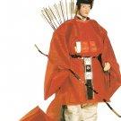 Heian Era 8-12th c Military Officer Imperial Court Sokutai postcard