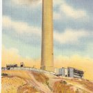 Highest Smokestack Anaconda Mining Co Montana vintage postcard ACM