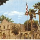 The Alamo, Texas San Antonio TX 70's postcard